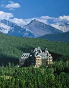 Fairmont Springs Hotel, Banff Canada