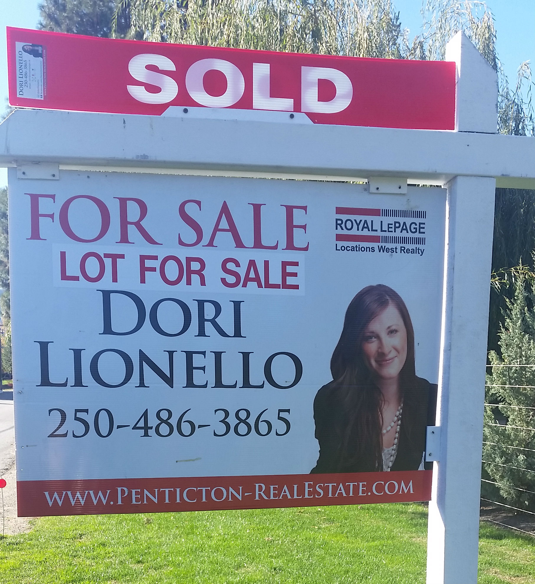 Penticton Home SOLD